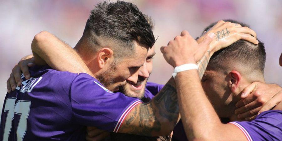 Pemain Fiorentina Terlibat Keributan dengan Anak Gawang di Laga Kontra Crotone