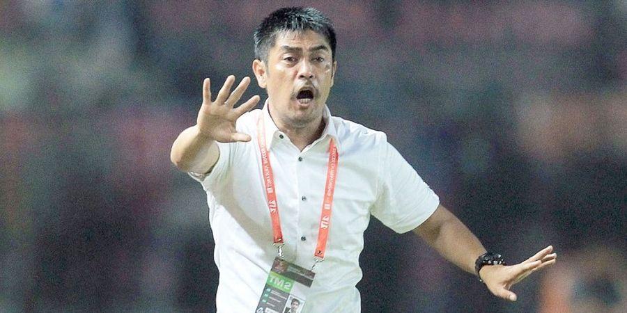 Nil Maizar Akui Peran Aji Santoso dalam Kemenangan Perdana Persela di Liga 1 2019