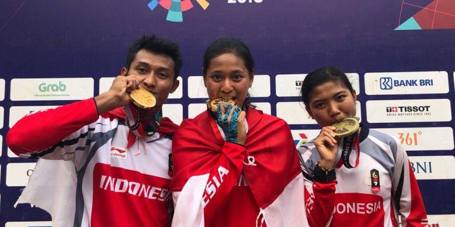 Asian Games 2018 - 5 Cabor Ini Cetak Sejarah dengan Dapatkan Medali Emas Pertama