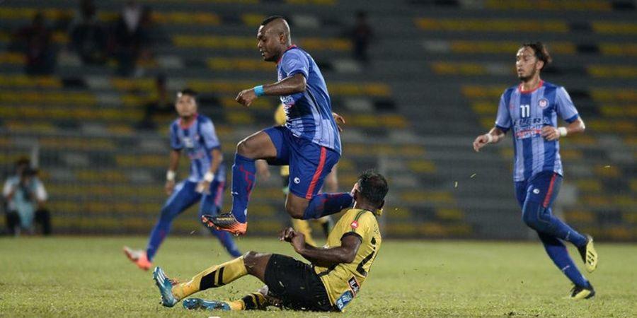 Dua Mantan Pemain Persib Jadi Musuh di Piala Malaysia 2018, Achmad Jufriyanto Jadi Bagian yang Pesta Gol