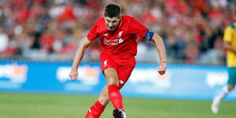 Steven Gerrard Kembali Berkostum Liverpool