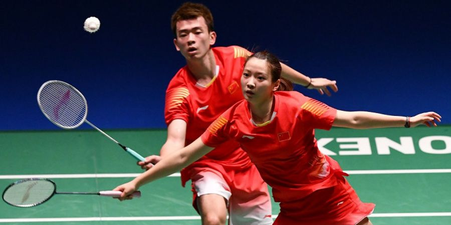 China Sudah Loloskan 3 Wakil ke Babak Final BWF World Tour FInals 2018