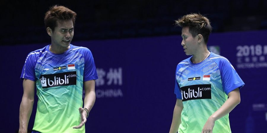 Babak Pertama Indonesia Masters 2019, Tontowi/Liliyana Hadapi Pasangan India