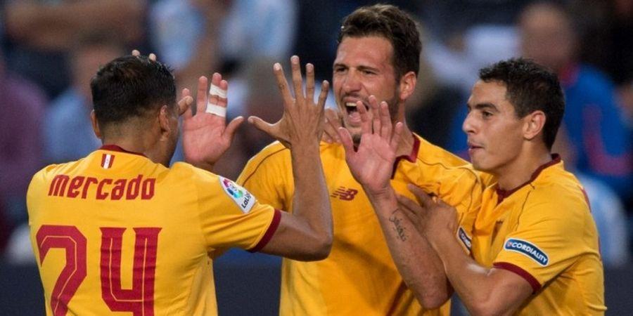 Hasil Lengkap Liga Spanyol Pekan ke-35, Akhir Tren Positif Sevilla