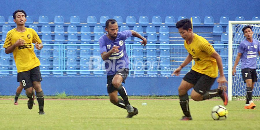 Link Live Streaming Sriwijaya FC Vs Barito Putera - Duel Tanpa Pilar Penting Kedua Tim