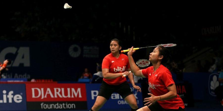 Dikalahkan China, Anggia/Ketut Jadi 'Runner-up' pada Macau Terbuka 2016