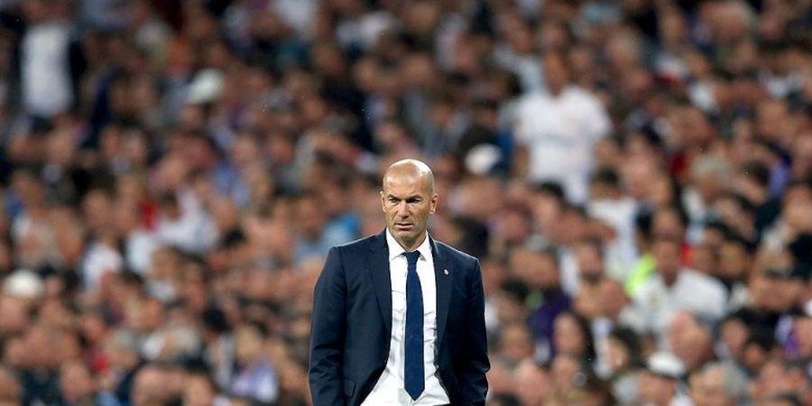Zidane: Banyak yang Tak Suka Real Madrid Juara