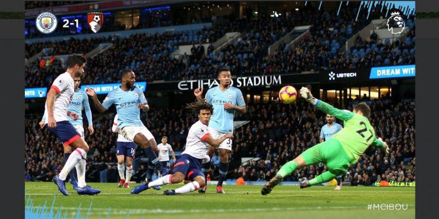 Hasil Pekan Ke-14 Liga Inggris, Sabtu (2/12/2018) - Manchester City Makin Jauh di Puncak
