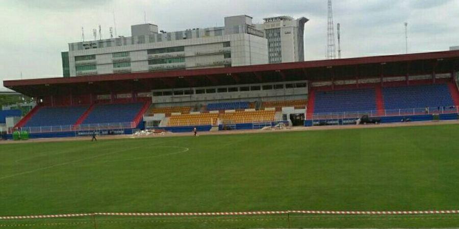 Pelatnas Atletik Berharap Bisa Tetap Berlatih di Stadion Madya