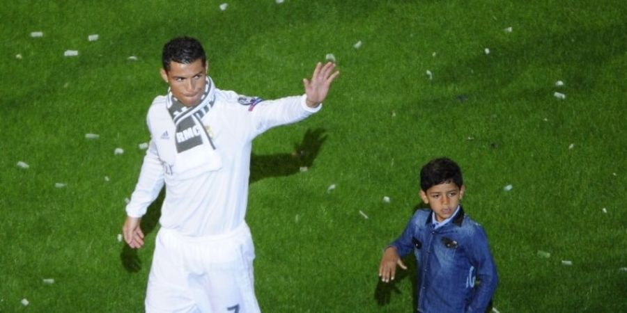 Miliki Tubuh Kekar, Putra Cristiano Ronaldo Justru Terancam Bahaya