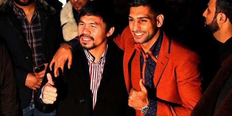 Amir Khan Putuskan Comeback ke Ring Tinju