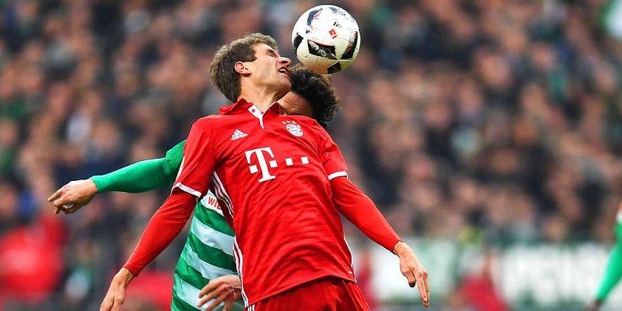 Bayern Muenchen Vs Schalke: Tak Masalah Tanpa Senyum Mueller