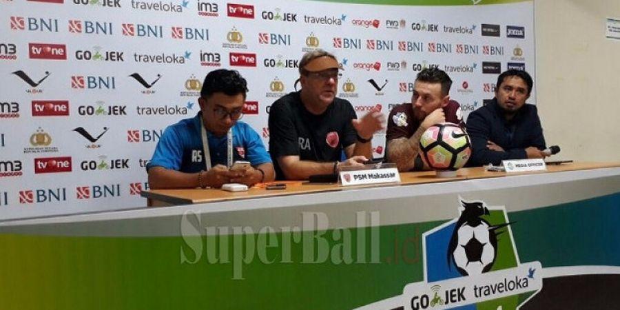 PSM Makassar Bongkar Resep Tumbangkan Pemuncak Klasemen