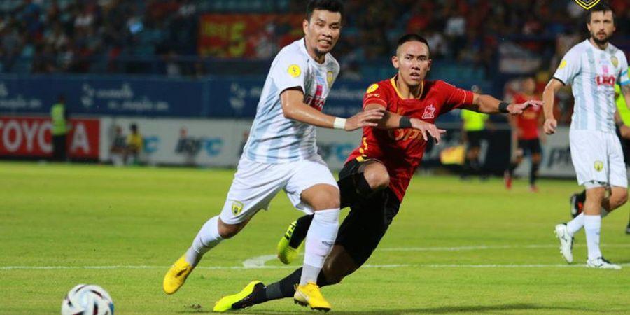 Ryuji Utomo Kibarkan Bendera Indonesia di Thailand Usai PTT Rayong Juara Thai League 2