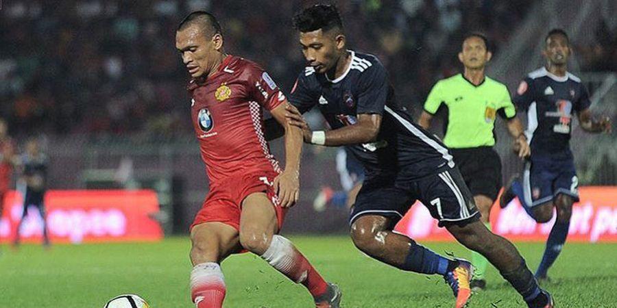 Selain PSMS, Eks Klub Ferdinand Sinaga Juga Dapat Hukuman dari FIFA