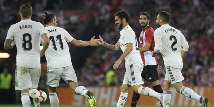Isco Cetak Gol, Pelatih Real Madrid Gembira