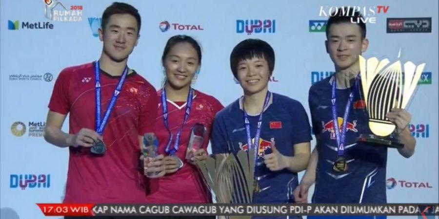 3 Pebulu Tangkis Nomor Satu Dunia Absen di Kejuaraan Asia 2018