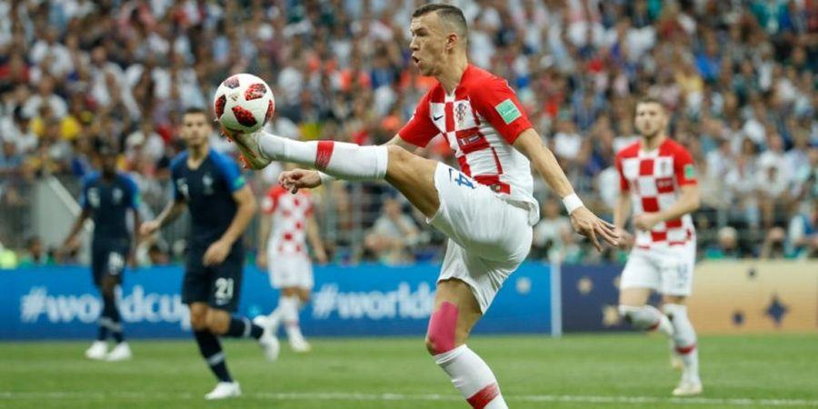 Ivan Perisic, Pesepak Bola Andalan Kroasia Sekaligus Atlet Voli Pantai