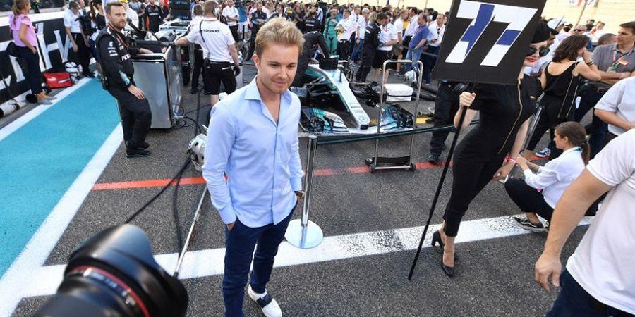 Rosberg: Pensiunnya Alonso Adalah Hal Memalukan