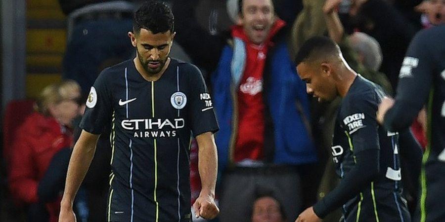 Riyad Mahrez: Hasil Seri Manchester City Vs Liverpool Ada Faedahnya