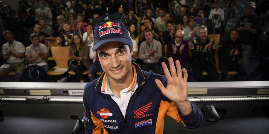 Dani Pedrosa Resmi Diabadikan sebagai Nama Tikungan di Sirkuit Jerez