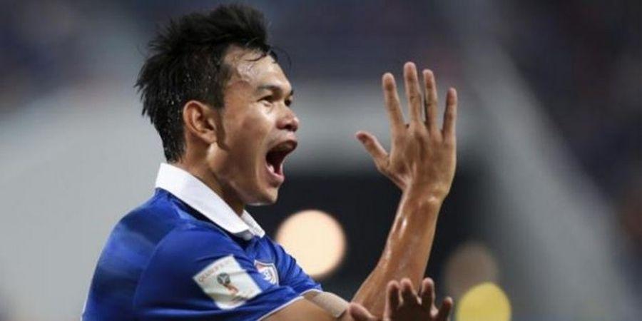 Piala AFF 2018 - Kegagalan Penalti Thailand saat Lawan Malaysia  Jadi Sorotan Media Spanyol