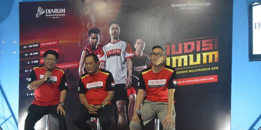 Komitmen Program Direktur Djarum Foundation untuk Atlet Bulu Tangkis di Indonesia