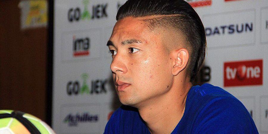Gelandang Persib Bandung Ingin Dapat Tempat di Tim Musim Depan