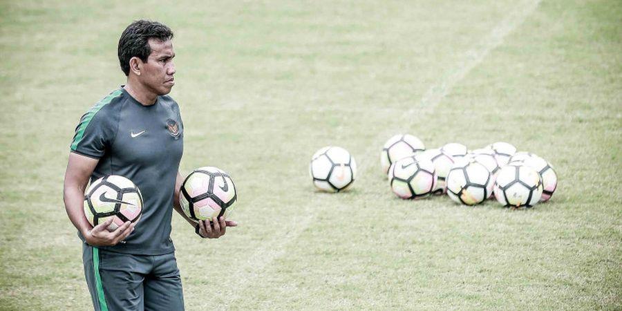 Bima Sakti Ungkap Target Timnas U-19 di Piala AFF U-18 2018