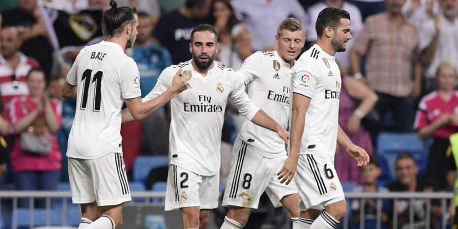 Real Madrid Terancam Kehilangan Bek Sayap Andalan Selama 2 Bulan
