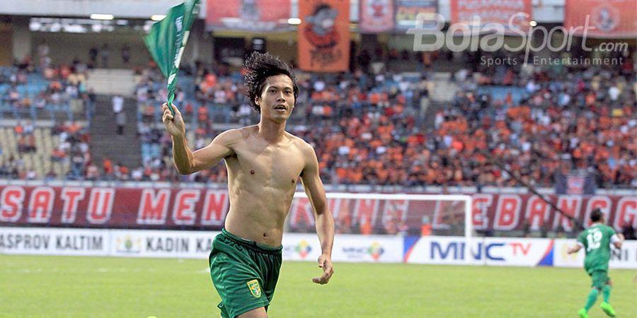 Resmi, Rishadi Fauzi Gabung Persija Jakarta untuk Liga Champions Asia