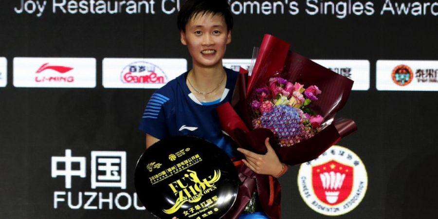 Rekap Hasil Final Thailand Open 2019 - China Rebut 2 Titel, Tuan Rumah Tanpa Gelar