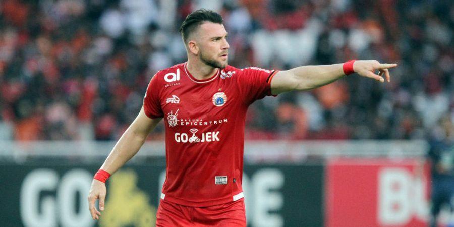 Kasusnya Selesai, Marko Simic Bisa Kembali ke Persija 1-2 Pekan Lagi