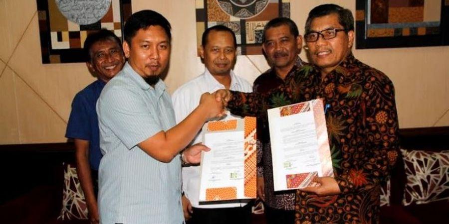 Universitas Swasta Jadi Sponsor Utama PSIM Yogyakarta