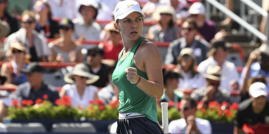 Gelar Rogers Cup 2018 Bikin Simona Halep Makin Optimistis Jalani Sisa Musim