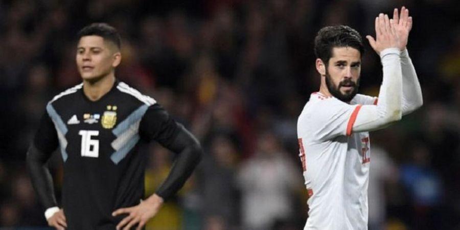 Argentina, Portugal, dan Spanyol Melorot di Ranking FIFA, Ada Apa?