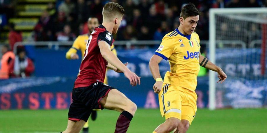 Link Live Streaming Juventus Vs Genoa - Tanpa La Joya, Bisakah Bianconeri Berjaya?
