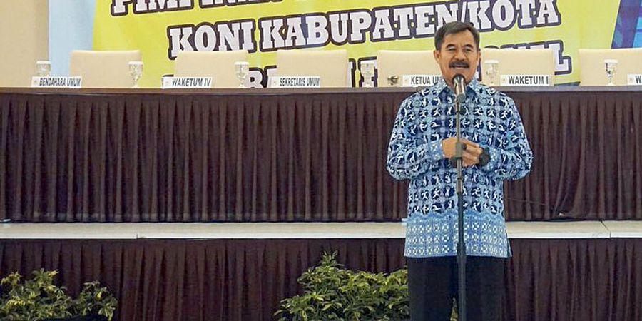 Ketua Umum KONI Jabar Diminta Mundur dari TNI jika Ingin Mempertahankan Jabatannya