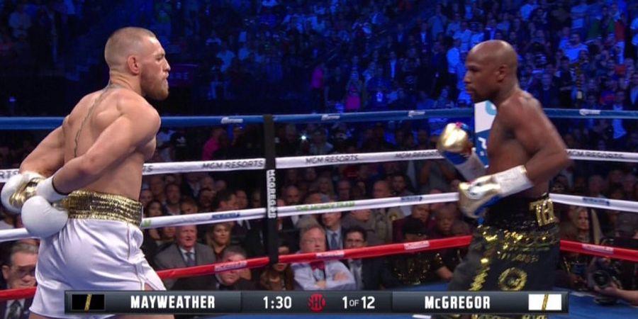 Akui Kehebatan Floyd Mayweather, Conor McGregor Tuntut Laga Rematch