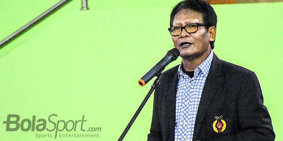 Bidik 5 Besar PON Papua, Ketut Suwandi Kembali Pimpin KONI Bali