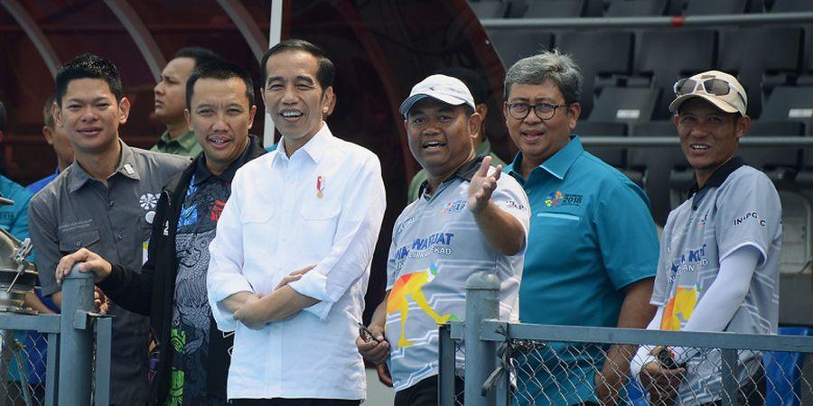 Penggemar Ronaldinho, Presiden RI Jokowi Bakal Turut Hadir di Palembang