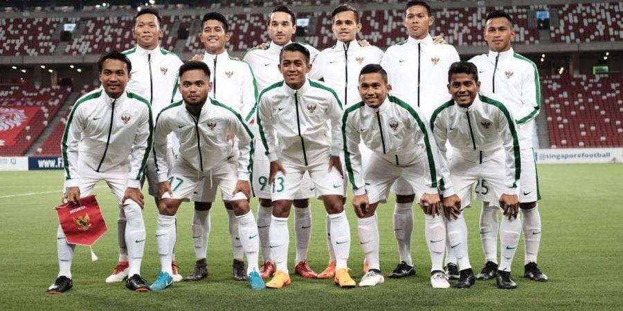 Timnas Indonesia Bisa Pemanasan di Myanmar Menjelang Asian Games 2018