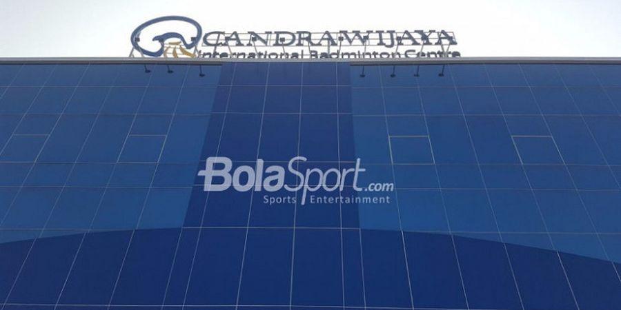 Pembukaan Candra Wijaya International Badminton Center Berlangsung Ramai