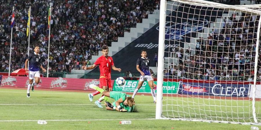 Timnas Myanmar Menang Tandang pada FIFA Match Day