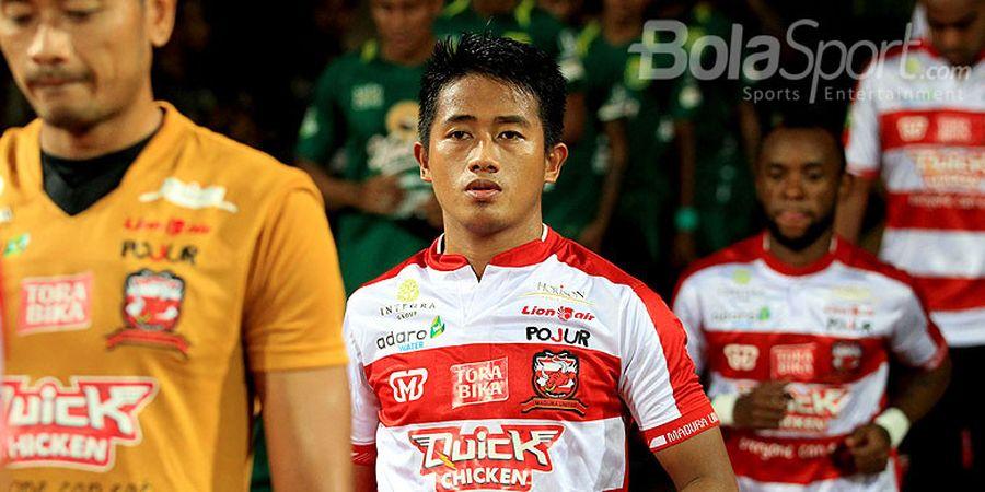 PSM Makassar Disebut Makin dekat dengan Bayu Gatra