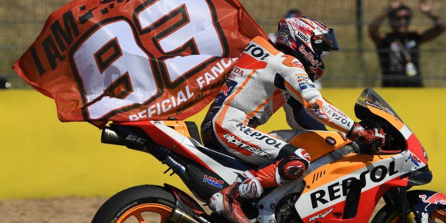 Legenda Honda Sebut Marc Marquez sebagai Pebalap yang Tak Pernah Puas