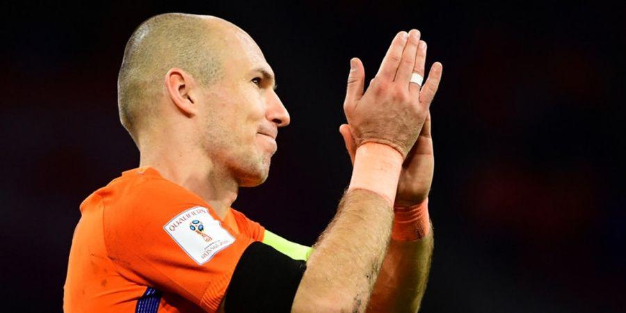 Comvalius: Robben Masih Hebat, tapi...