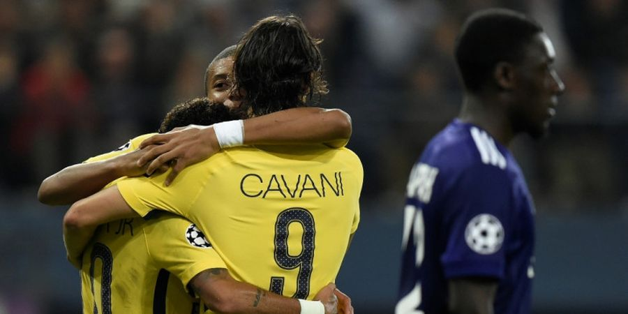 Bobol Gawang Anderlecht, Neymar Jadi Pemain Brasil Terproduktif Keempat di Liga Champions