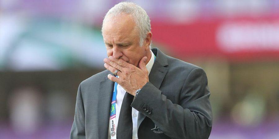 Kejutan Pertama Piala Asia 2019, Timnas Australia Sebagai Juara Bertahan Langsung Tumbang