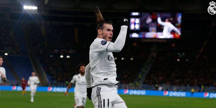 Keputusan Solari Buat Gareth Bale Tak Bahagia